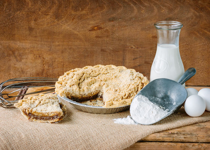 The Best Shoo-Fly Pie in Lancaster County