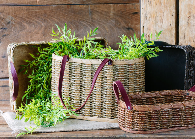 Handwoven Quality Baskets